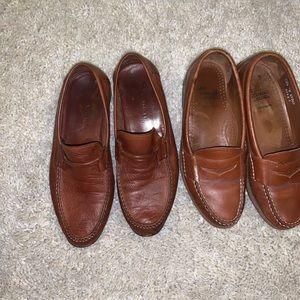 High End Men's Shoe Lot